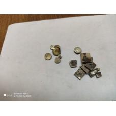 Серебряные контакты, не магнитные